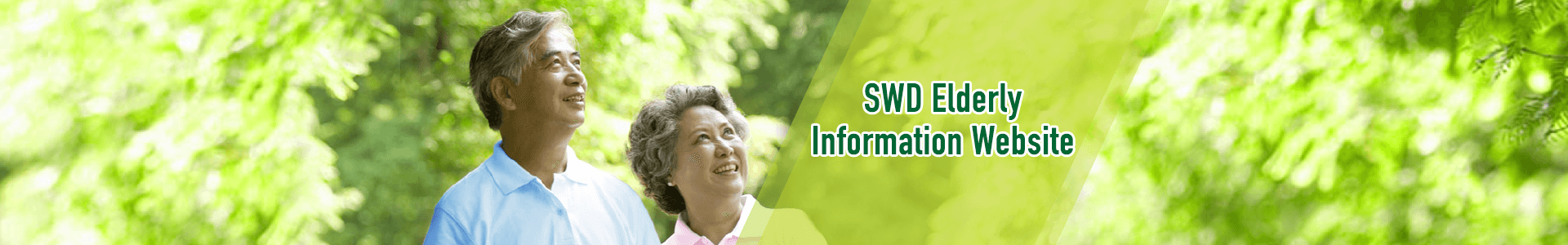 SWD Elderly Information Website